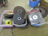 Lot of Grinding and Wire Wheels