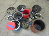 Lot of Pipe and Hose Fittings