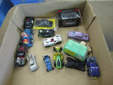 Lot of 15 Toy Cars Diecast, '50 Olds 88, Shelby AC Cobra 65