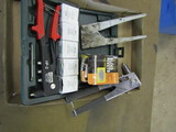 Lot of 3 Riveter, Marson in Case, Black and Decker