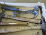 Lot of 5 Hammers