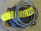 Air Hose with Connectors