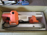 Chicago Electric Hand Held Bandsaw and Blades, New in Box