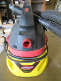 Stinger Wet/Dry Vac with Hose