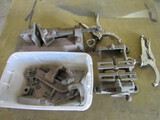 Lot of Vises and Clamps