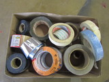 Lot of Tape, Various Types