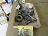 Tools, Shifters, Oiler Cans