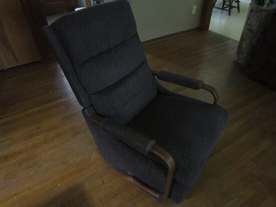 Vintage Recliner Chair, Works