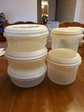 Rubbermaid Set of 5 Bowls with Lids