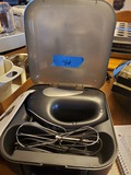 GE Hand Mixer in Case, Like New