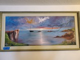Signed Vintage Painting
