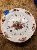 Bulova Limoges Clock
