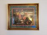 Framed Print Flowers