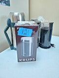 Thermos, Coffee Grinder, Filters