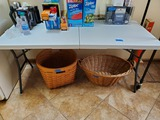 5' Folding Table, NO contents