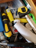 Drawer Contents, Tools