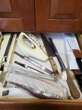 Electric Knives, Copper Knife Set, Sharpener