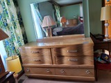 6 Chest of Drawers with Mirror