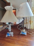 2 Small Accent Lamps