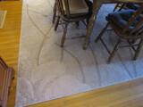 Vintage Floor Rug, 8'x10'