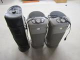 3 Portable Electric Heater, Hunter Fan Co.