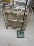 Kenmore Fan, Sweeper, Cart