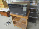Sharp Microwave with Stand