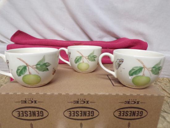 1997 Queen's Ware Teacups