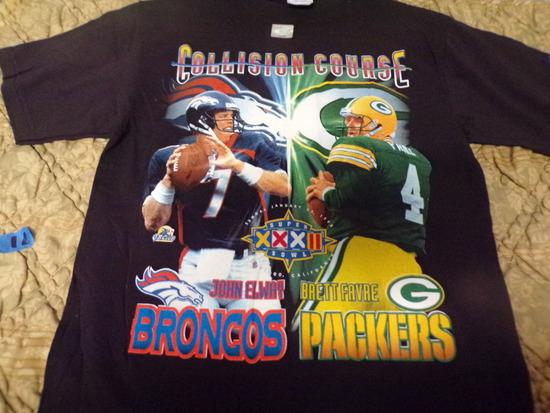 Super Bowl XXXII T-Shirt