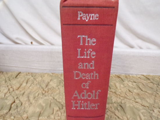 Vintage The Life And Death Of Adolf Hitler 1973