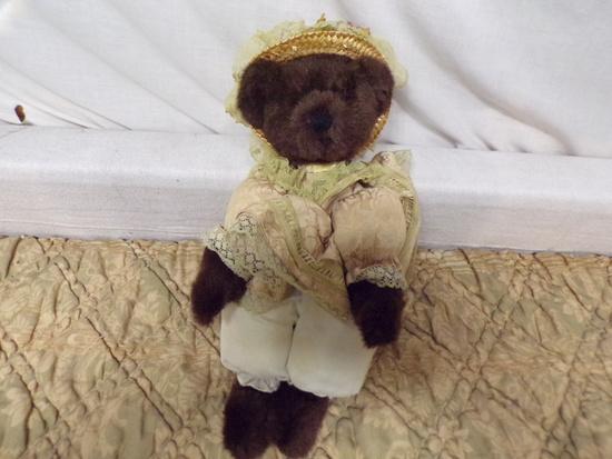 Wind Up Musical Teddy Bear