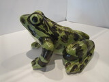 Wellers Pottery, Frog