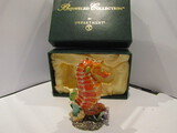 Bejeweled Collection Department 56 Seahorse Trinket Box