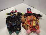 2 International Dolls