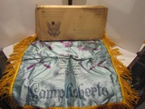 War Pillow Cover for Soldier from Mother with Original Box