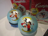 Lot of 2 Campbell's 1998 Campbell Kids Ornament, in Box