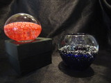 Lot of 2, Paperweights