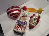 Radko and Vintage Ornaments