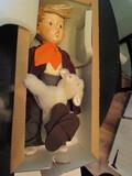 Hummel Porcelain Doll in Box