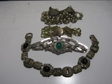 Lot of 4 Vintage Bracelets