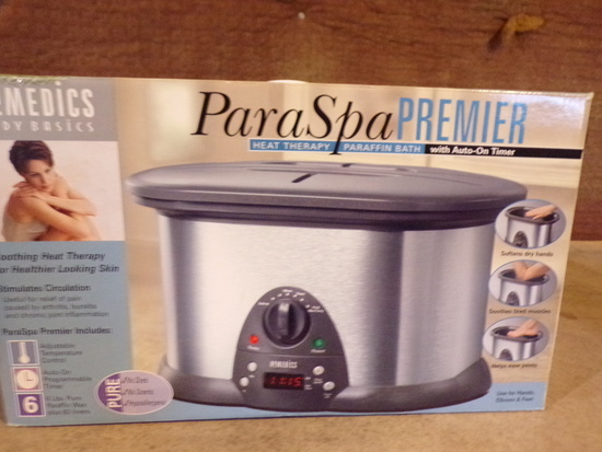 Heat Therapy Paraffin Bath NEW