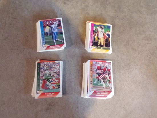 1991 PACIFIC Football cards
