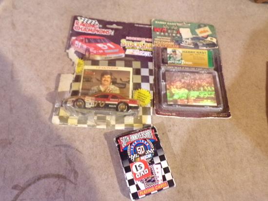 Lot of NASCAR Memborial