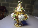 Decorative Vase Marked ITALY