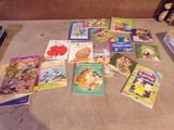 Lot of 18 KID books