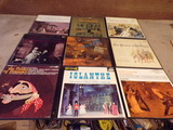 Lot of 8 VINTAGE Albums