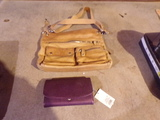 FOSSIL Leather Purse and Wallet