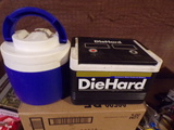 Lunch box and Water jug