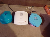 Lot of 3 small appliances