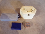 Jewelry box, Wallet and Address book